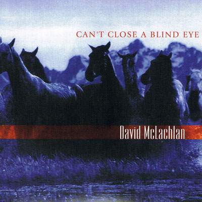 David McLachlan - Can't Close a Blind Eye
